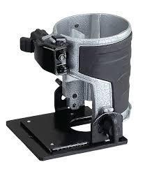 База наклонная для фрезер-триммер KRAISSMANN 910 OFT 6-8