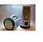 Фонарь-прожектор аккумуляторный 222 28 Led, фото 4