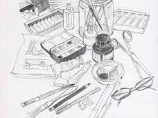 Научиться рисовать быстро Шэрон Финмарк, фото 3