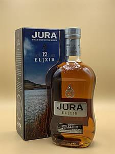 Виски Jura Elixir 12 y.o. 0.7L Джура Эликсир 12 лет 0.7л