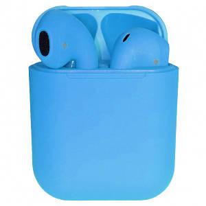 Наушники Apple AirPods i12 color blue