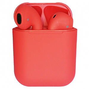 Наушники Apple AirPods i12 color red