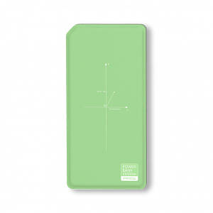 Power Bank Proda Chicon PPP-33 (Беспроводной) 10000 mAh Green
