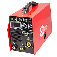 Полуавтомат сварочный инверторного типа комбинированный 7,1 кВт, 30-250 А., INTERTOOL DT-4325