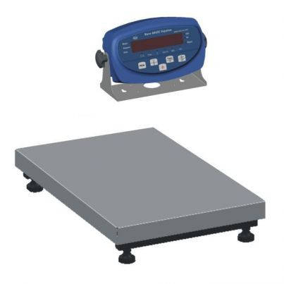 Весы товарные BDU30-0405-Б Бюджет AXIS, фото 2