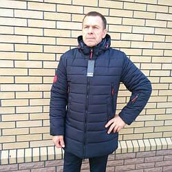 Мужская зимняя куртка, размеры 48 - 56