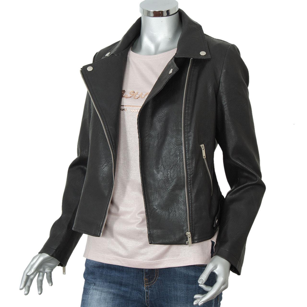 Модная женская куртка косуха Basic