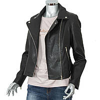 Модная женская куртка косуха Basic, фото 1