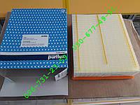 Воздушный фильтр Purflux A1054 аналог WA6536 LX593/1 C26206/1 Audi Volkswagen Skoda 2.5TDI
