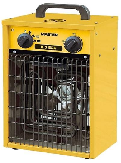 Електрична теплова гармата Master B 5 ECA / трифазна 400 В