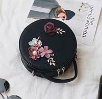 Модная женская сумочка цветы