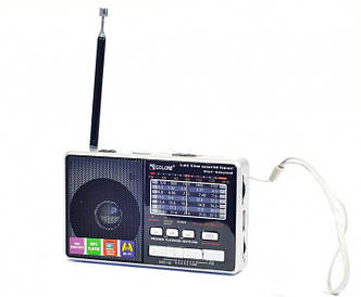 Мультимедийный радиоприемник RX 2277 silver