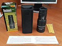 Компактный монокуляр Bushnell для наблюдения на рыбалке, на охоте и на природе