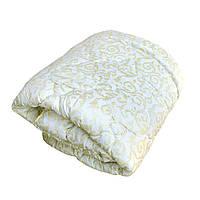 Одеяло двуспальное 180/220 холлофайбер, ткань микрофибра