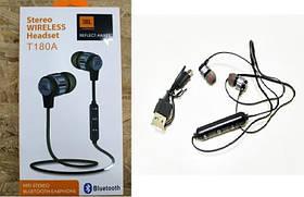 Беспроводные Bluetooth наушники MDR T180A