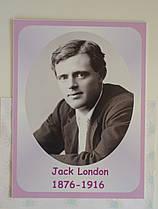 Портреты английских поэтов и писателей Джек Лондон