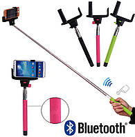 Монопод для селфи Selfie Stick c Bluetooth Z07-5 палка для селфи