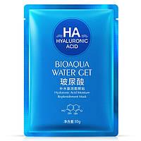 Увлажняющая маска с гиалуроновой кислотой BIOAQUA Water Get HA
