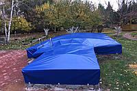 Тент для бассейна. Как накрыть бассейн тентом в период неиспользования?