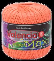 Пряжа для вязания Valencia EURO Maxi. 100% мерсеризованный хлопок
