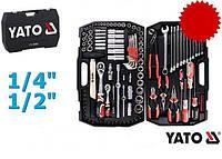 Набор инструмента YATO 122 предметов YT-3890