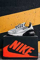 "Кроссовки Nike Air Max 270 ""Grey/Black"" mard"