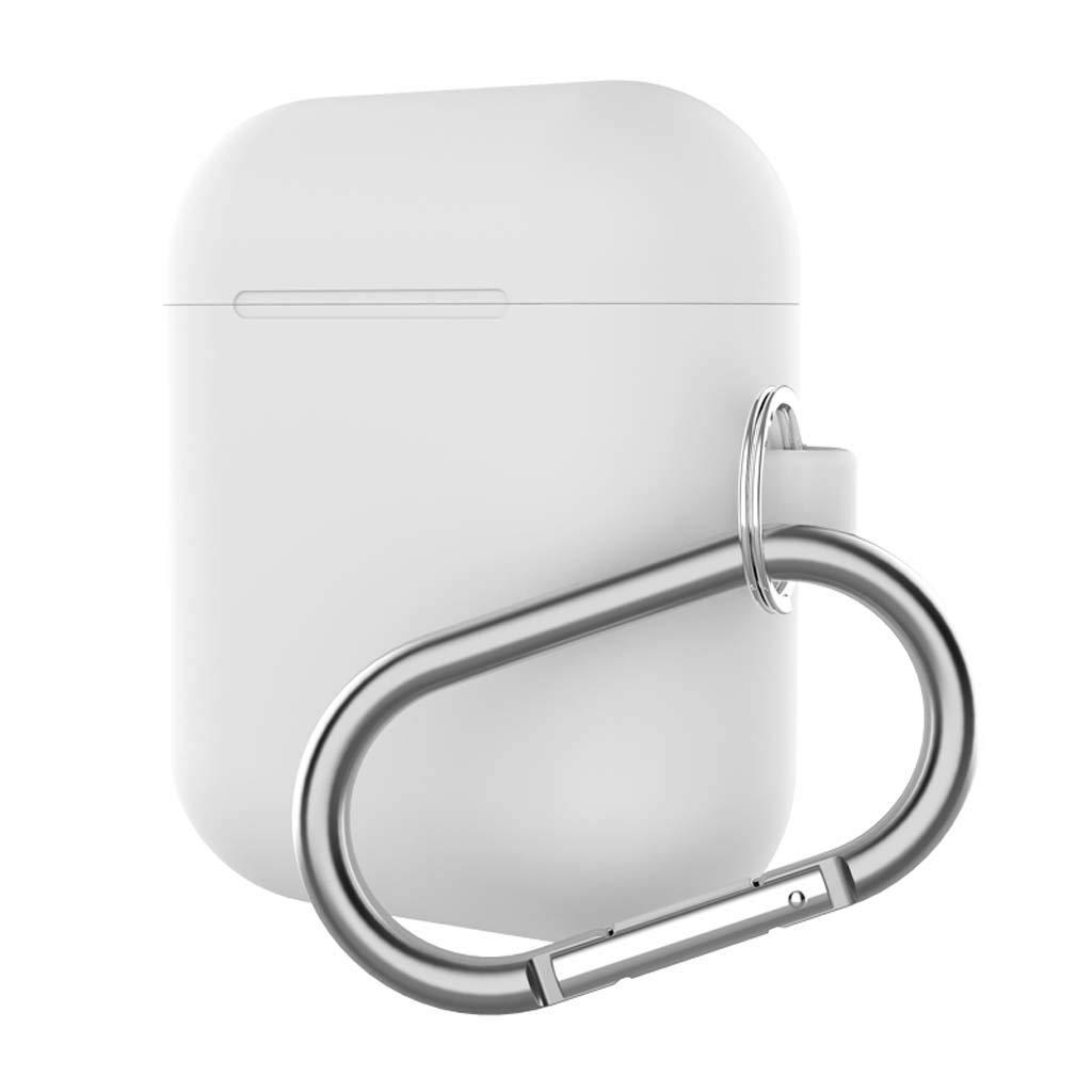 Armor Standart силиконовый чехол для AirPods White