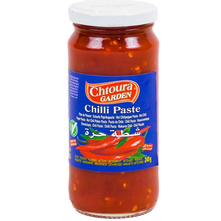 Чили паста Chtoura 240 грамм