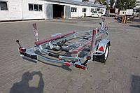 Прицеп для легкового автомобиля лодка. Профессиональное изготовление - качество перевозки на высшем уровне