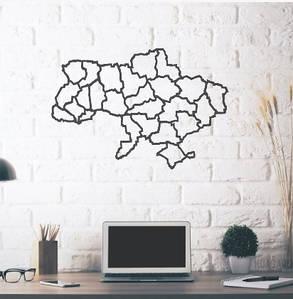 Картина из дерева Decart Ukraine 80x50 см UK1003