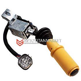 Ручка перемикання передач JCB 2CX 3CX 4CX 5CX 701/80145 701/71900 70180145 70171900 701-80145 701-71900