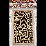 Органайзер для бисера с деревянной крышкой FLZB-049, фото 3