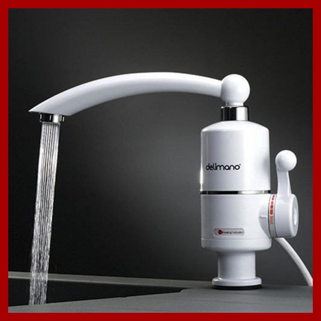 Проточный водонагреватель кран с подогревом - R130687