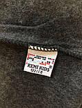 Спортивные штаны на мальчика  ФЛИС! 6-10 лет (рост 116-134), фото 2