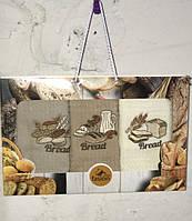Набір кухонних рушників Swan Fasion Bread V01 40х60х3