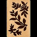 Органайзер для бисера с деревянной крышкой FLZB-062, фото 2