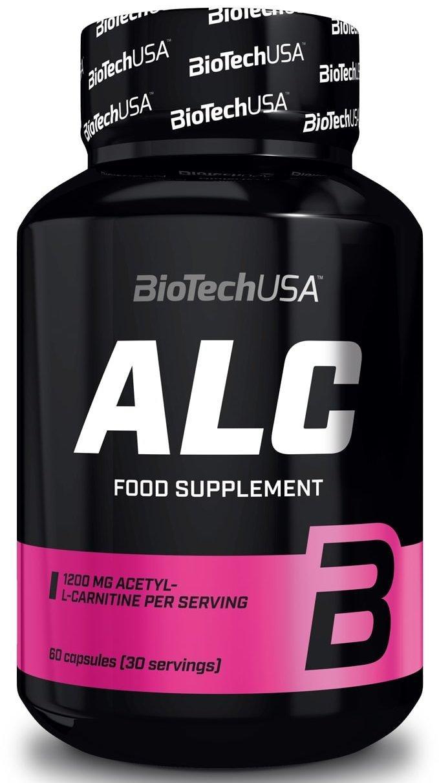 Ацетил-L-карнитин Biotech ALC 60 caps