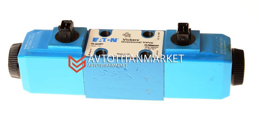 25/MM6394, 25/104700, 25/103000 Электромагнитный клапан (соленоид)  JCB 3CX, фото 2