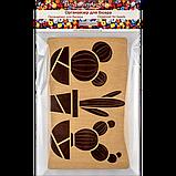 Органайзер для бисера с деревянной крышкой FLZB-064, фото 3