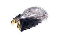 Премиум кабель контроллер USB - RS232 DB9 PL2303RA