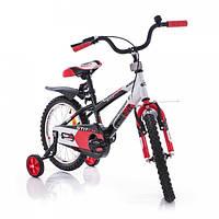 Детский велосипед Azimut stitch премиум  18-дюймов