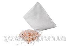 Утяжеленное сенсорное одеяло HugME с гималайской солью 140х180,на молнии (6-13 лет с солью), фото 3
