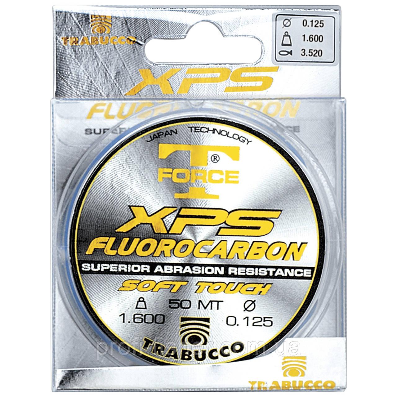 Флюрокарбон T-Force XPS Fluorocarbon 50mt. 0.260mm