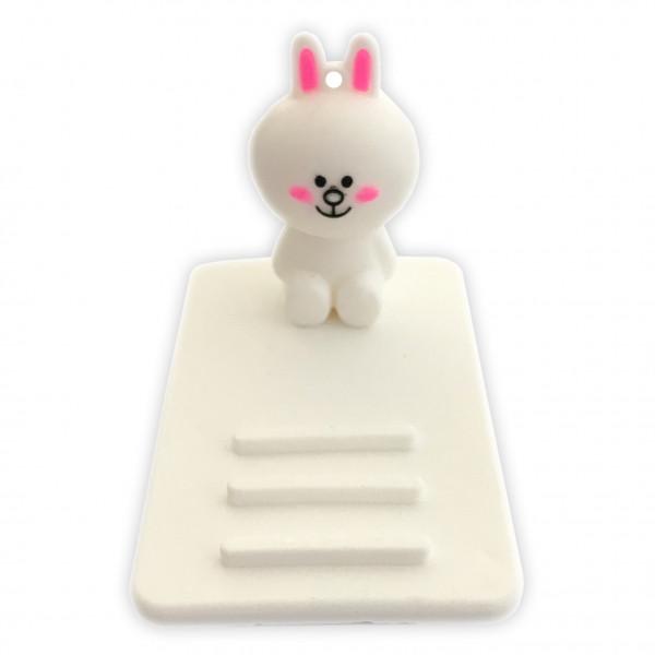 Подставка настольная UP Bunny White