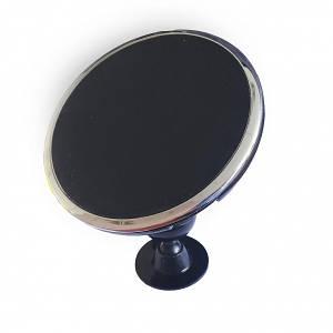 Автодержатель Magnetic + Wireless charger QI Black