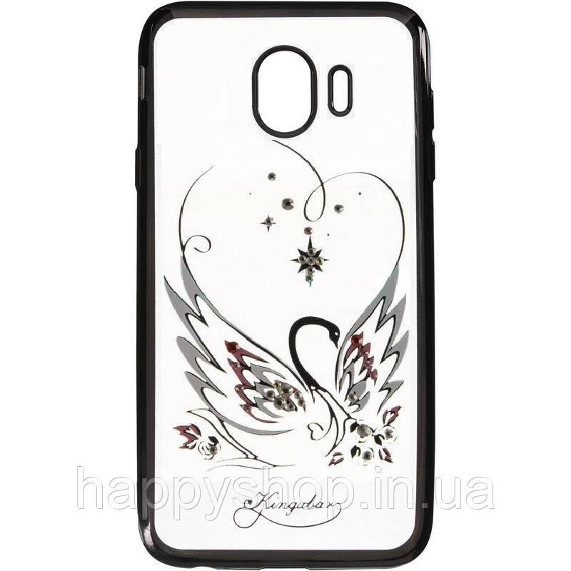 Силиконовый чехол Beckberg для Samsung Galaxy J2 Core (J260) Swan