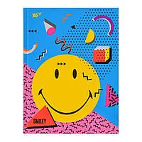 """Блокнот 140*185/96 клетка 7БЦ """"Smiley"""" YES"""