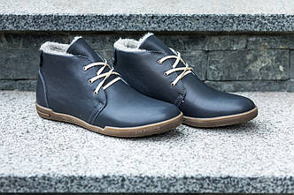 Шкіряні зимові черевики, не дозволять вам мерзнути зимою !