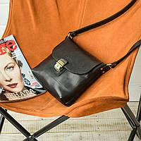 Женская кожаная сумка Baika Onyx