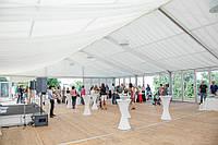 Мобильный шоу-рум Large Tent